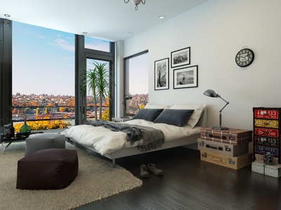 industrial look trendiges industriedesign f r die wohnung wohnung einrichten. Black Bedroom Furniture Sets. Home Design Ideas